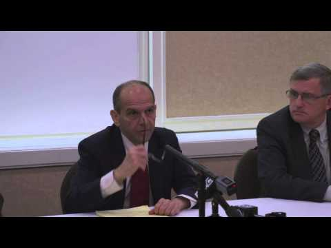 Settlement Reached in Haiti Sexual Abuse Cases, Press Conference 7/1/13 - Mitcthell Garabedian