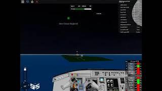 ROBLOX: Atterrissage d'un avion et presque s'écraser