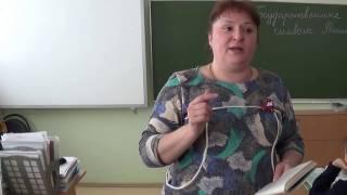 Урок по обществознанию в пятом классе учителя высшей категории Руднюк И.Е.