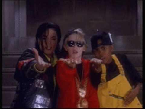 Michael Jackson Streetwalker(offical music video)
