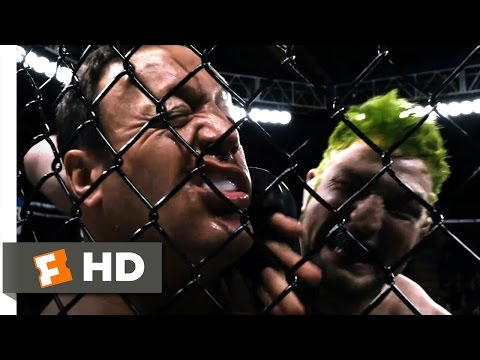 Here Comes The Boom (2012) - Vomiting Victory Scene (5/10) | Movieclips