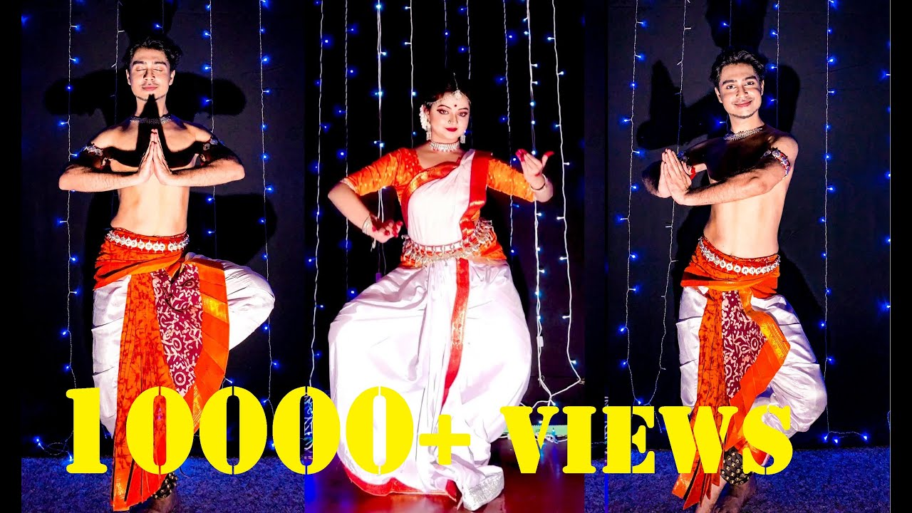 Saraswati Vandana | Dance Cover | Payel | Dwaipayan