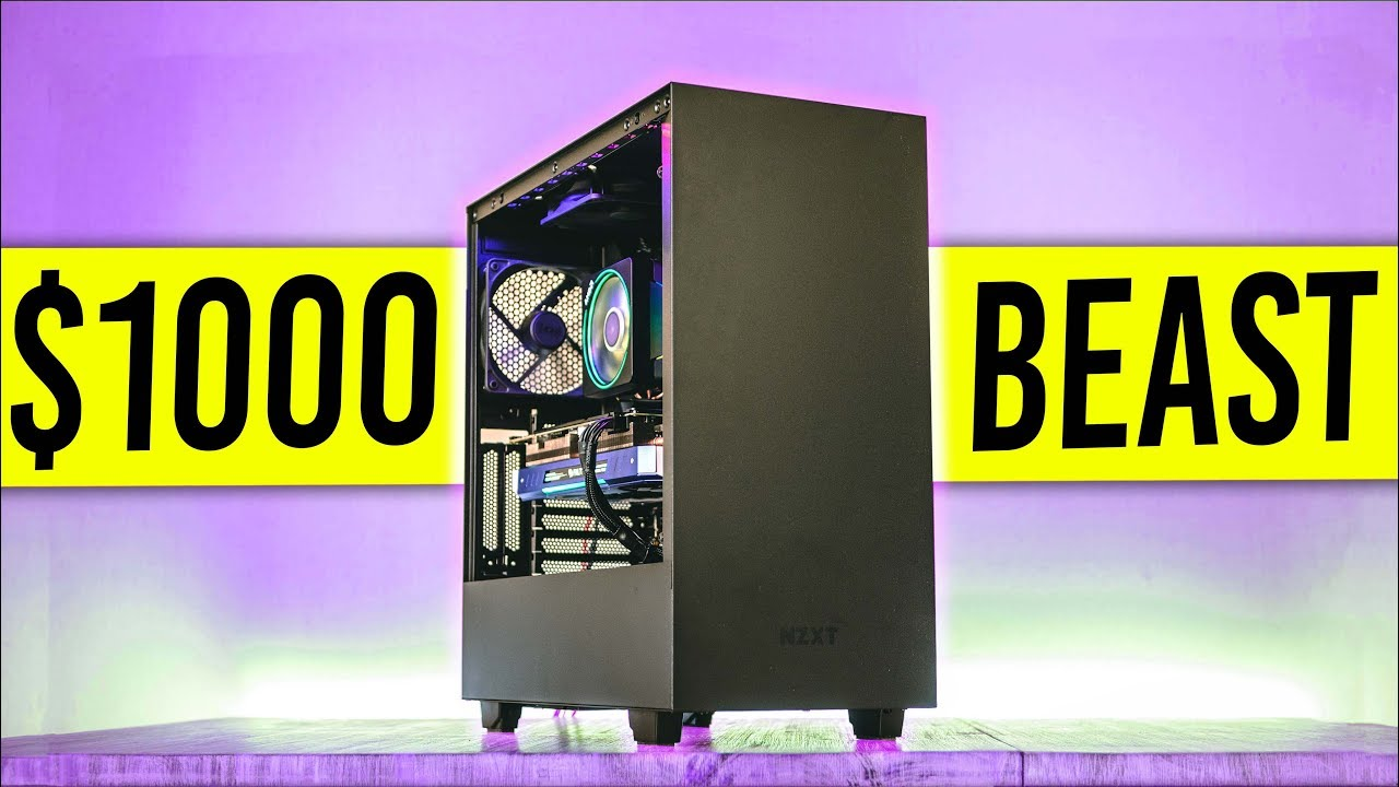 best 1000 gaming pc