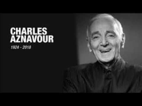 Charles Aznavour Emmenez Moi