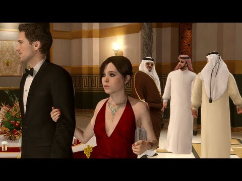 Beyond: Two Souls - The Embassy |