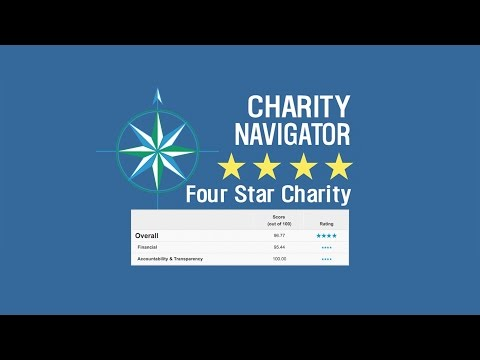 Childrens Home in Tampa receives Highest Rating From Charity Navigator