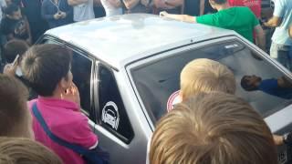 Автозвук Казань 16.08.15 ваз 2109 143.2db