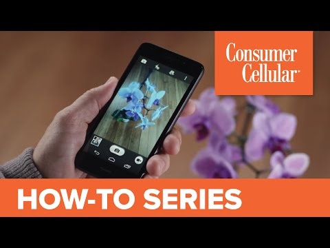 Huawei Vision 3: Using the Camera (7 of 11) | Consumer Cellular