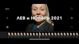 ЛЕВ♌️Lion НОЯБРЬ 2021