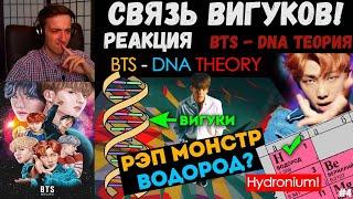 СВЯЗЬ ВИГУКОВ! BTS - DNA ТЕОРИЯ | РЕАКЦИЯ | KPOP ARI RANG | ДЕНЬ КЛИПА BTS - DNA | #4