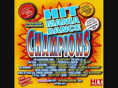 hit mania dance champions 1999 youtube