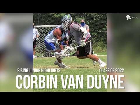 Corbin Van Duyne Rising Junior Highlights (Class Of 2022)