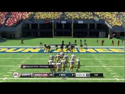 NCAA FOOTBALL 13 - HEISMAN CHALLENGE - ANDRE WARE EP.5