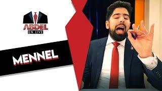 Abdel donne son avis sur Mennel / Abdel en Live