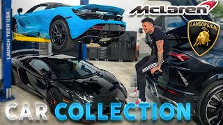 MY SUPER CAR COLLECTION AT 22