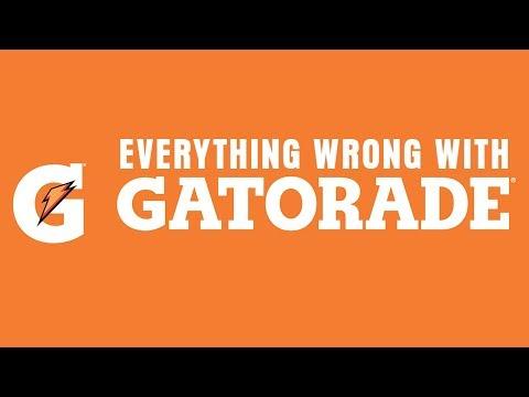 Everything Wrong With Gatorade