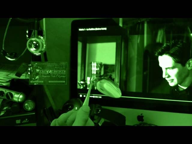 Matrix 1 - La Cuillère (Scène Culte) Fred Ericksen performeur