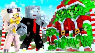 WIR TREFFEN DIE GRINCH FAMILIE?! - Minecraft [Deutsch/HD]