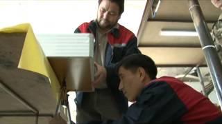 видео Изготовление световых коробов
