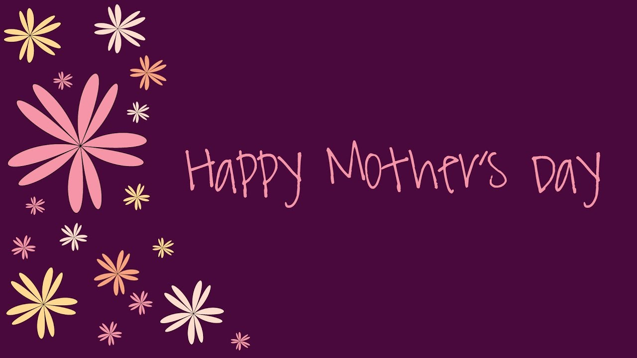 V Mother's Day Mothers Day Poem - You...