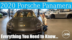 2020 Porsche Panamera 4 In Depth Review