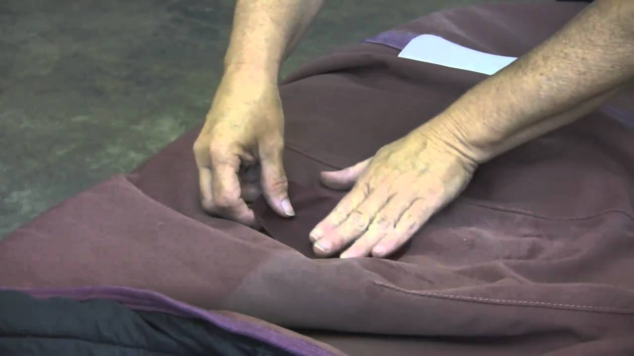 How To Repair A Horse Blanket From Schneiders