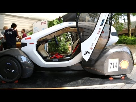 Singapore 'Smart Nation' startups: 3D printed cars, exoskeletons and printed electronics