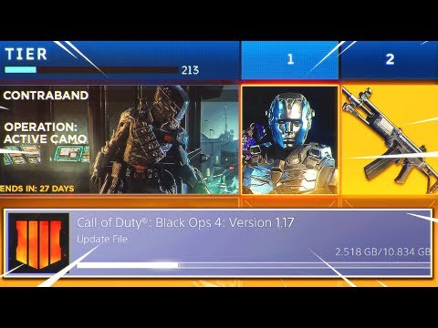 The NEW Black Ops 4 Operation is.. 😱 (Update 1.17)