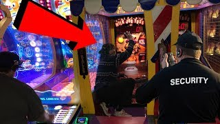 How To Cheat At Dave & Busters