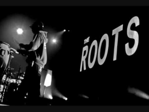 The Roots Live @ Tramps - Dice Raw Freestyle