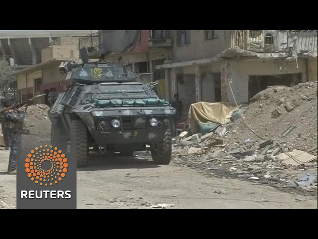Iraqi forces launch operation to seize last IS enclave in Mosul