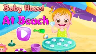 Baby Hazel at Beach Full Gameplay Walkthrough