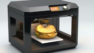 Top 5 3D Lebensmittel Drucker - Futuristische Küchenhelfer