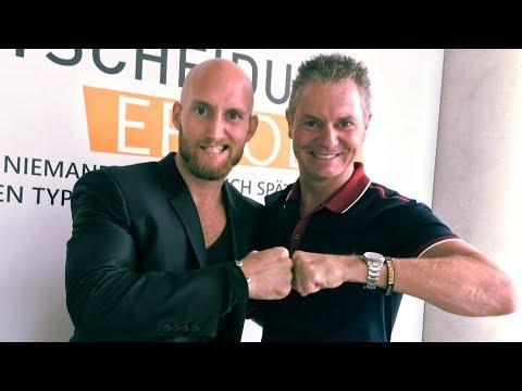 Top-Fit und REICH - Training und Tipps mit Dirk Kreuter und Karl Ess
