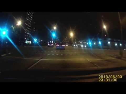 Marbella VR1 HD DVR Video Footage (Night Time Recording)
