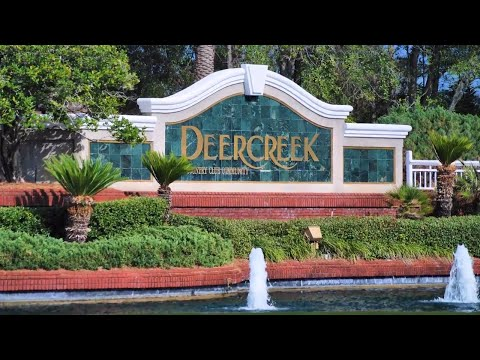 Deercreek Golf and Country Club Homes For Sale