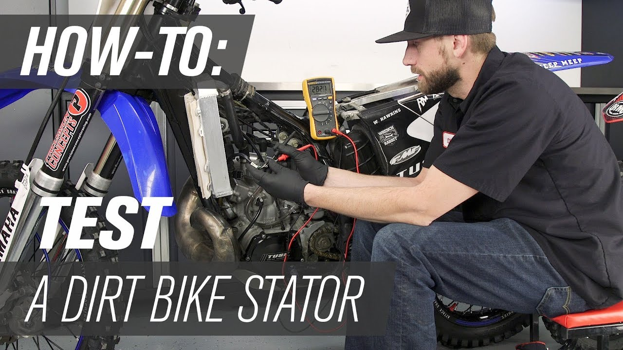 How To Test a Dirt Bike Stator