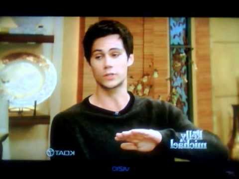 Dylan O' Bryan on Live with Kelly & Michael Part 2. 9/15/15
