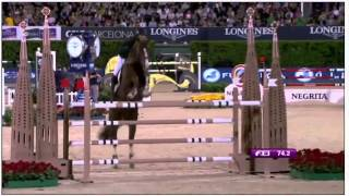 Percurso Pedro Veniss - 11/10/14 Furusiyya FEI Nations Cup™ Final 2014 - Barcelona