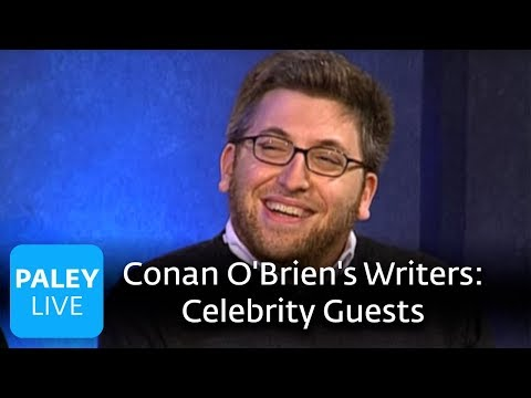 Conan's Writers - Celebrity Guests (Paley Center, 2008)