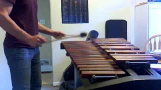 LMFAO - PARTY ROCK ANTHEM - Marimba solo