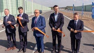 S8: odcinek Ostrów Mazowiecka - Poręba oficjalnie oddany do użytku