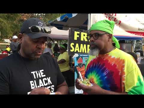'The Black Foodies' African Festival of the Arts 2017 Tour Chicago, IL