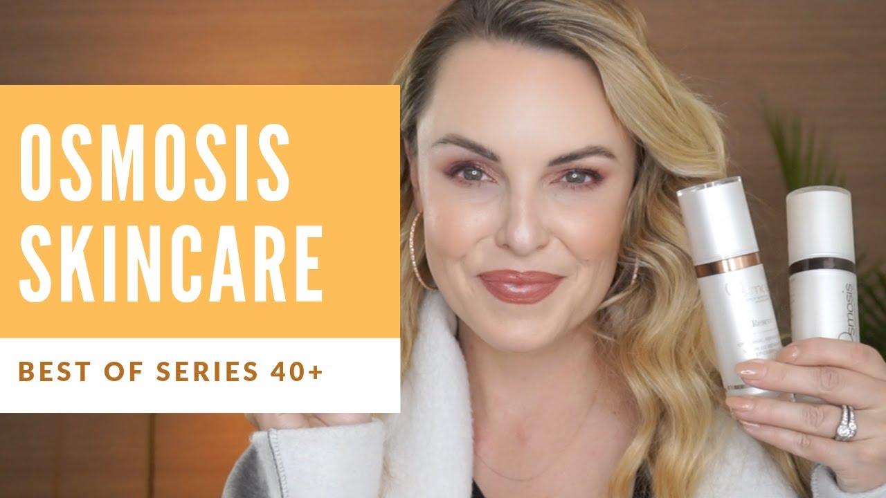 Osmosis skincare review