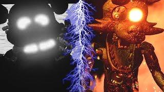Freddy & Foxy in SCHWER | FNAF VR Help Wanted