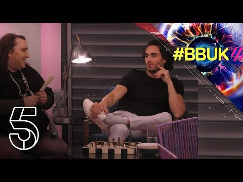 Lewis F won't have a showmance | Big Brother 2018