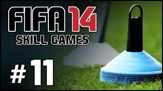 FIFA 14 | Skill Games #11 - Torwarttraining ... bitte nicht zu hart schießen [deutsch/HD]