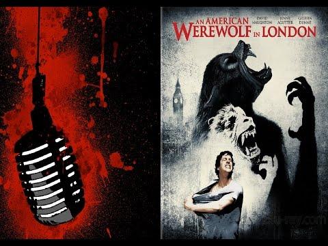 Fright Night Radio (An American Werewolf in London 35th)Series Premiere 2016
