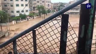 """""""مياهنا"""" تعلن توقف عدد من مصادرها المزودة لعمان ومادبا والزرقاء بسبب العكورة - (27-4-2018)"""