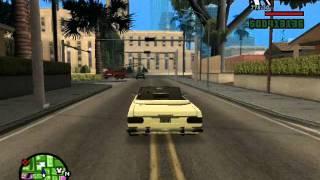 GTA San Andreas - Walkthrough - End of the Line / Fim da linha (99) - Missão Final!!!!!